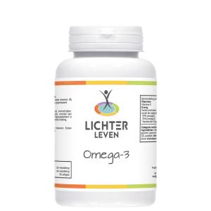 Lichter Leven Omega 3 1000 mg -0