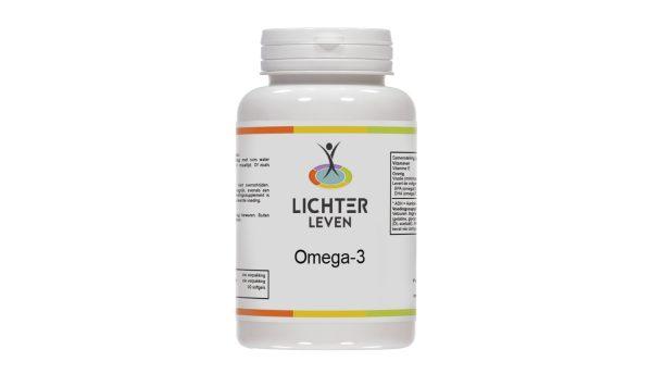 Lichter Leven Omega 3 1000 mg -113