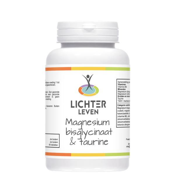 Lichter Leven Magnesium Bisglycinaat-0