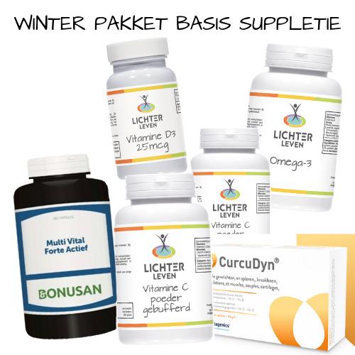 Pakket Basis Suppletie Winter - Vega-275