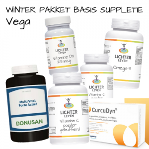 Pakket Basis Suppletie Winter - Vega-0