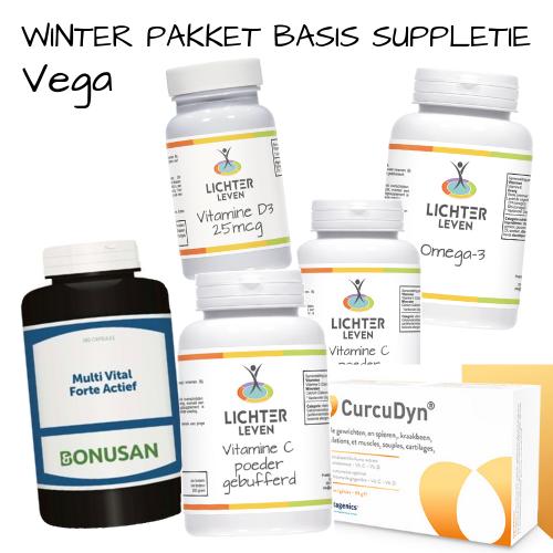 Pakket Basis Suppletie Winter - Vega-0
