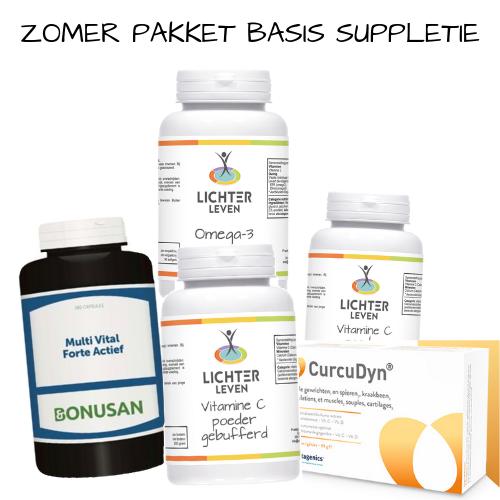 Pakket Basis Suppletie Zomer-0