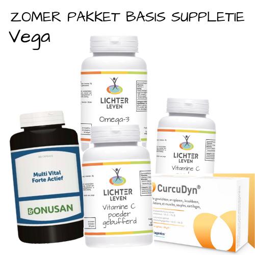 Pakket Basis Suppletie Zomer - Vega-0